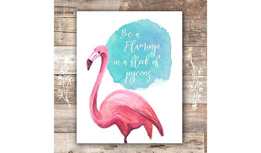 Flamingo Bathroom Decor Flaminglet